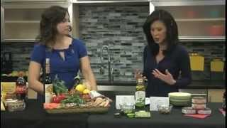 Diet and Nutrition: Emily discusses the Mediterranean Diet at NBC