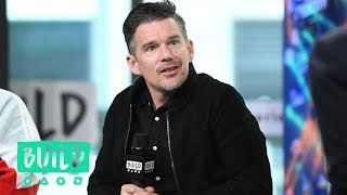 """What Drew Ethan Hawke To """"First Reformed"""""""