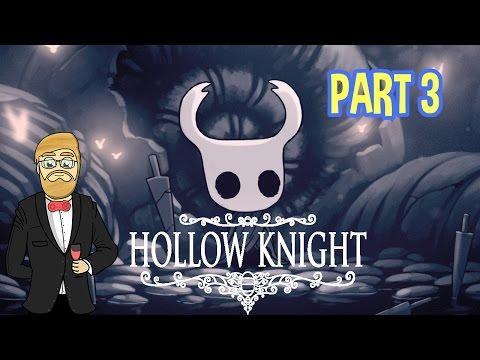 Let's Play Hollow Knight - FALSE KNIGHT!!! - Hollow Knight Gameplay/Walkthrough Part 3