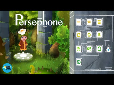 Persephone: Tale Of Demeter , Chapter 1 + Secret Level , IOS/Android Walkthrough