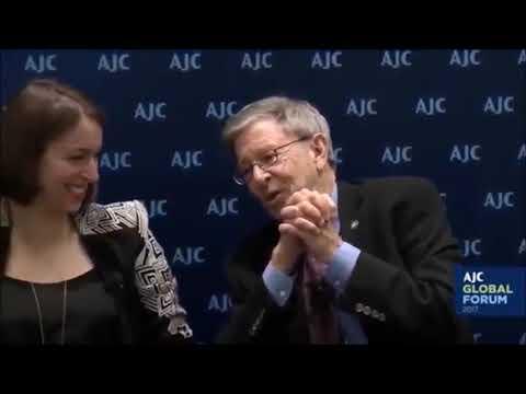 Professor Stephen Cohen Explaining Russophobia @ American Jewish Committee Forum 2017