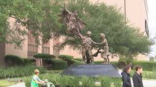 Mother of fallen veteran grateful for memorial at the Capitol