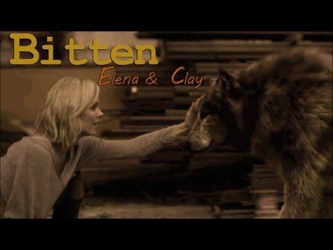 Bitten   Elena & Clay (+2x10) Don't Deserve You