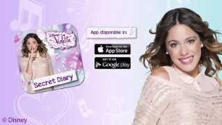 Violetta Secret Diary App - Trasforma Il Tuo Tablet In Un Diario Segreto