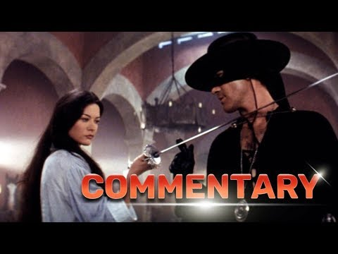 The Mask Of Zorro Commentary  (With Vince!)
