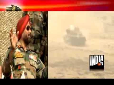India, Russia war games in South Sudan-like scenario