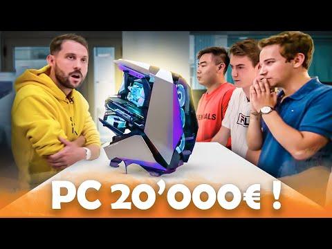 Ordinateur à 30€ VS 20 000€ ! INCROYABLE ( Bienvenue dans le Futur !! )