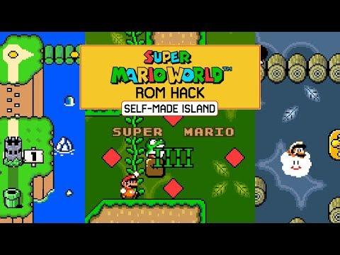 Super Mario 4 World (Super Mario IIII) (Preview) | Super