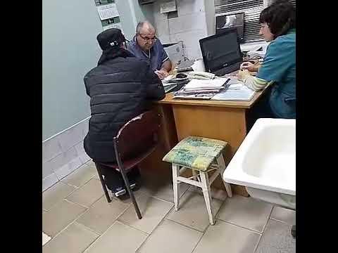 Вот лечат врачи скорой помощи в городе Липецк )