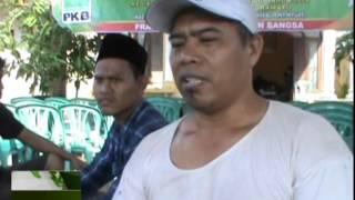 warga kerangkeng keluhkan saluran irigasi dalam reses Azun Mauzun anggota DPRD fraksi PKB