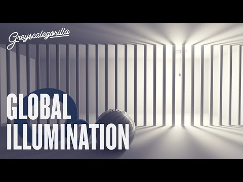 What are the Best Global Illumination Settings In Cinema 4D R15