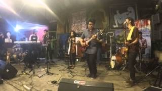 bhaskara 86 feeling high covered by partioz on jazzcorner cafe jazz event shoot with #goprohero4