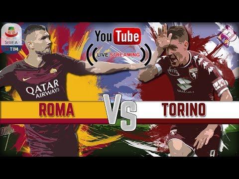 ROMA - Torino | Diretta LIVE (Serie A) 2018/2019