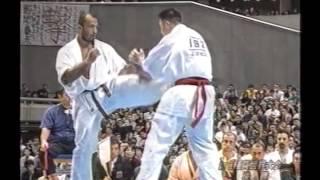 決勝 数見 肇VSフランシスコ・フィリォ The final round, Hajime Kazumi...