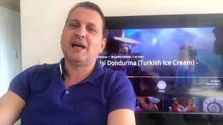 Gambar cover Türk işi dondurma ( asıl hikaye) ve film eleştirisi