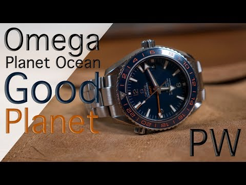 """In Review: Omega Planet Ocean """"Good Planet"""" - A Worthy Watch for a Worthy Cause"""