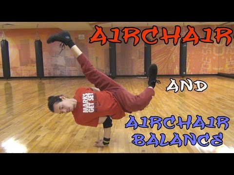 How To Breakdance | Airchair And Airchair Balance | Ft. Bolo | Freezes | CoolAznTutorials