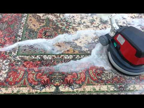 satisfying carpet washing part 2