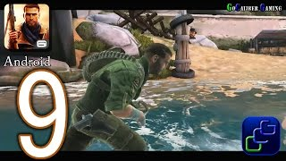 Brothers In Arms 3: Sons of War Android Walkthrough - Part 9 - Chapter 3: Monte Cassino Italy