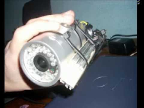 Infrared Night Vision - Home Made