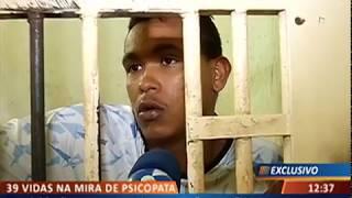 DF ALERTA - 39 VIDAS NA MIRA DE PSICOPATA