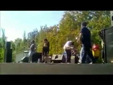 PUTAS DEL EDEN - Combativo (en vivo Isla de Maipo)