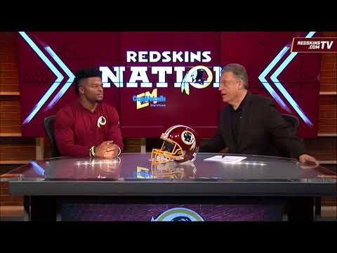 Redskins Nation: RB Chris Thompson (3/27/18)