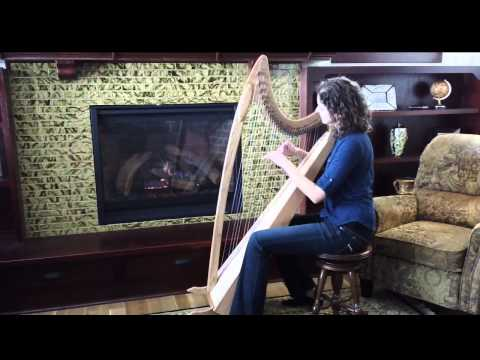 Star of the County Down - Harp