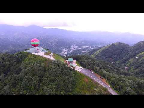 Globo de Jayuya, Globo Aerostatico de Jayuya, Aerostatic Ballon Jayuya Puerto Rico