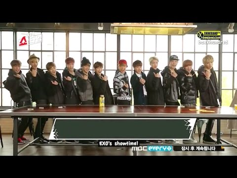 EXO OT12 Funny Moments (1)