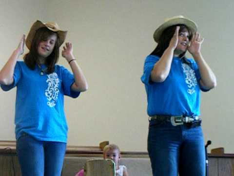 2010 VBS Saddle Ridge Ranch theme song