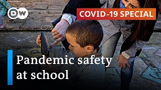 'U can't touch this' parody – Pandemic safety for school children| COVID-19 Special