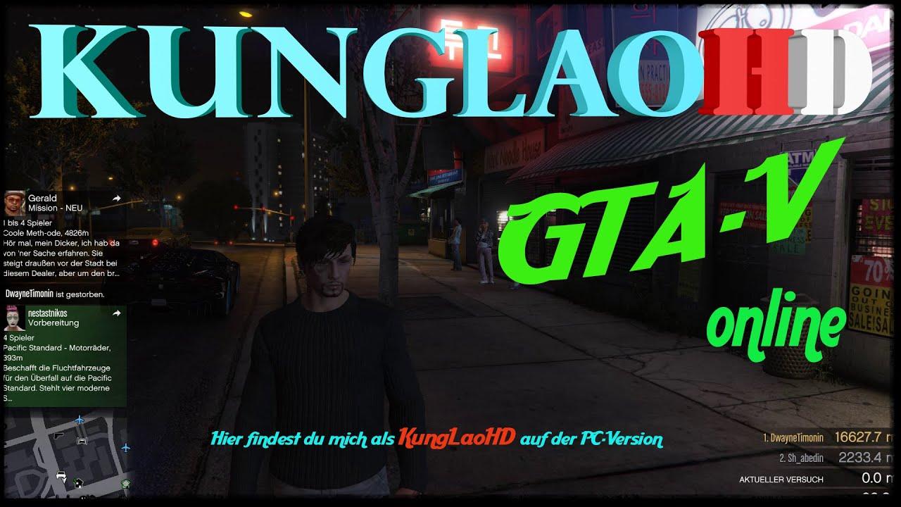 Pc finden online gta freunde GTA 5