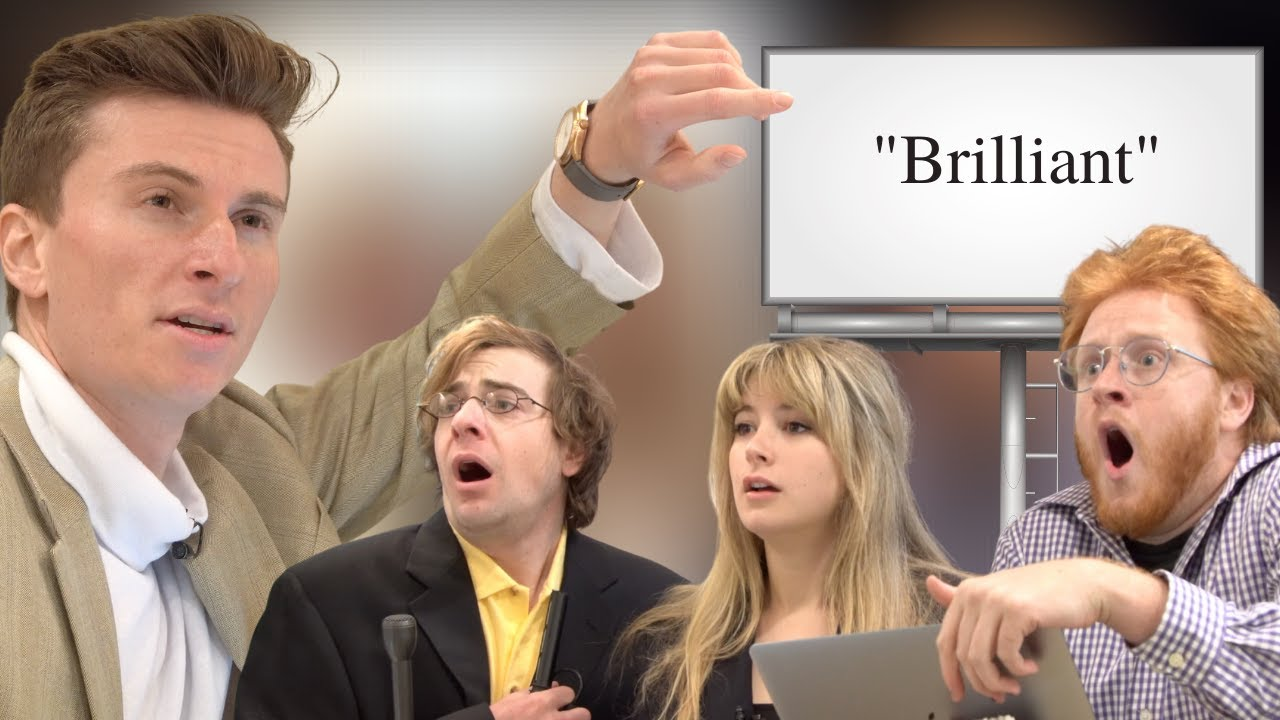 how movie critics make their job look