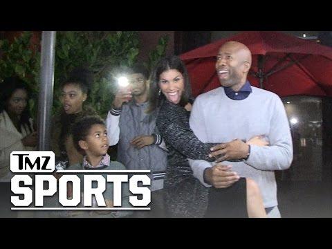 Kenny Smith's Hot Wife -- We're Bangin' On Xmas!!!   TMZ Sports