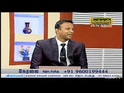 Why Traders Lose Using Fibonacci Retracement?  (Makkal TV Live Shows)