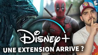 Du CONTENU MATURE arrive sur DISNEY+ ? (Aliens, Deadpool, etc...)