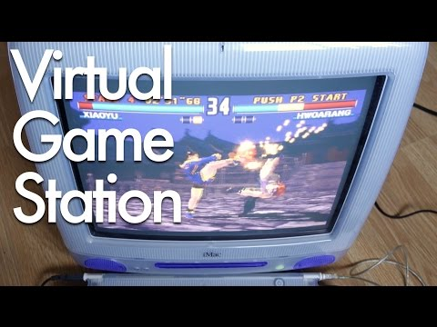 Connectix Virtual Game Station: The First Legal Emulator