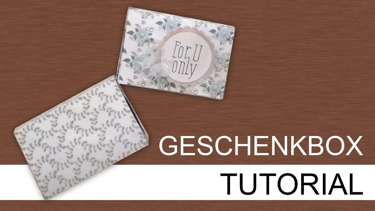 carmens bunte bastelwelt tutorial mini geschenkbox mit dem efco minifalzbrett youtube. Black Bedroom Furniture Sets. Home Design Ideas