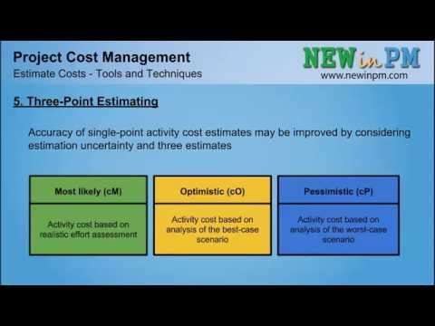 Chapter 7 - Estimate Cost