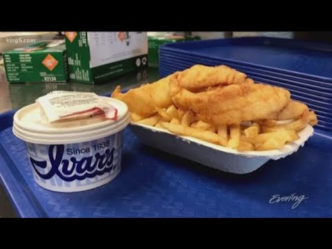 A Guide To Ivar's: Seattle's Classic Seafood Restaurant - KING 5 Evening