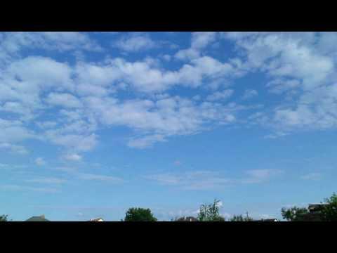 Sony Ericsson k770i Time lapse Sky (HD)