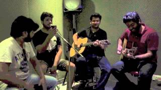GULAAL - Acoustic Pop Group from Delhi (Studio Session)