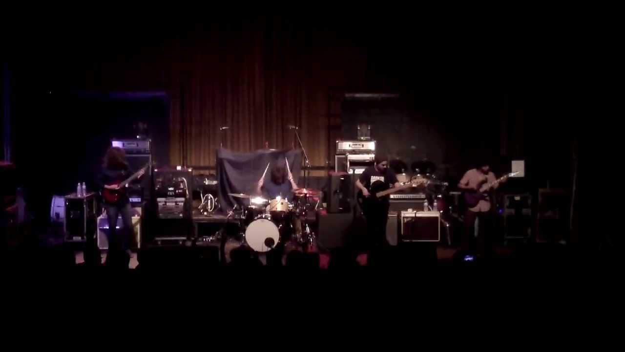 Chon - The Perfect Pillow LIVE at the Skyway Theater Great ...