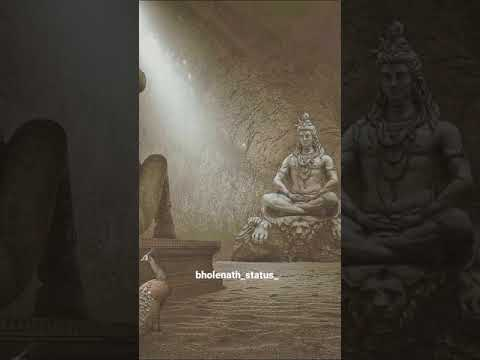 Bholenath Status 4k Ultra Hd   Bholenath Status Full Screen #shorts #youtubeshorts