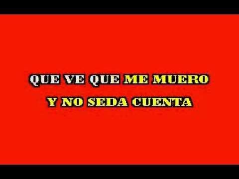 karaoke La Banda - Esta cobardia.mpg