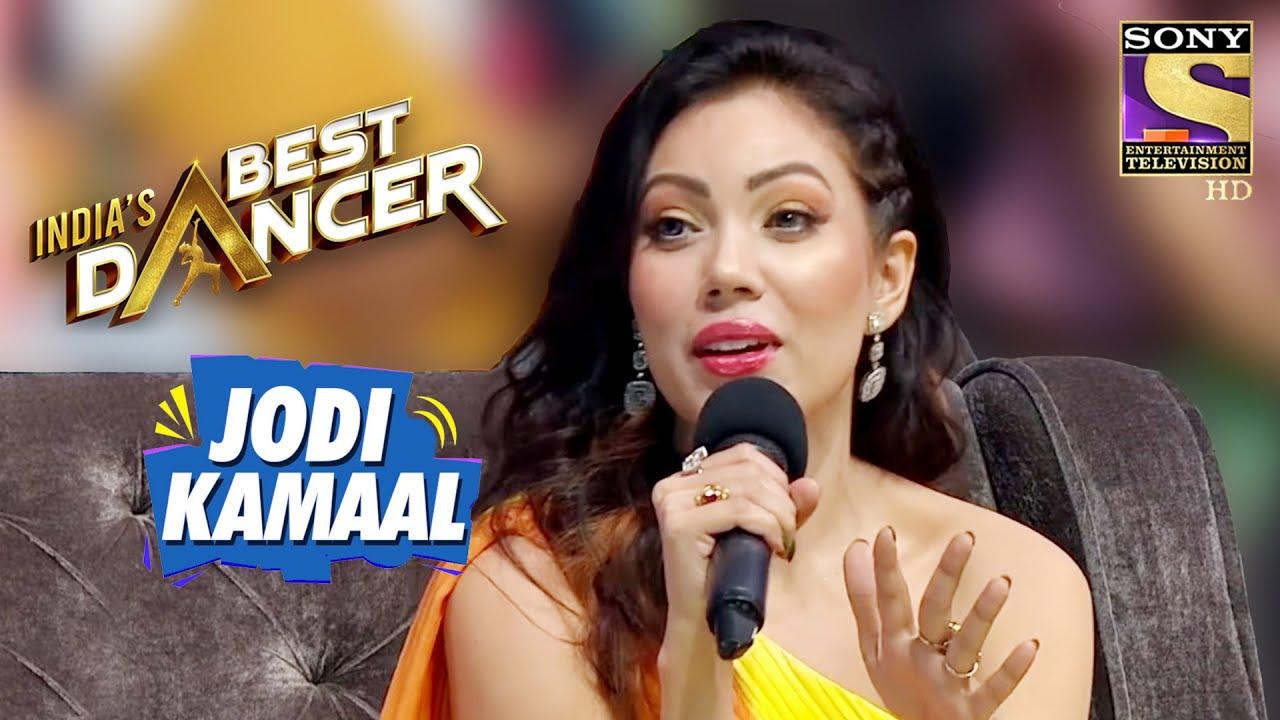 Download इस जोड़ी ने किया Enact Jethalal और Babita जी को   India's Best Dancer   Jodi Kamaal