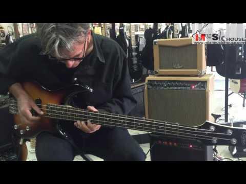 Eclipse CX S047 Bass gitara