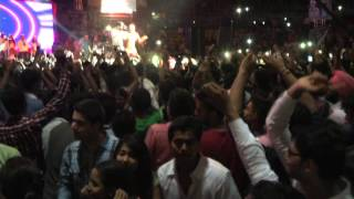 Vishal Dadlani enthralled Delhi