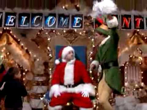 elf - two great clips - YouTube